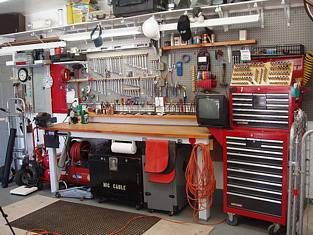 bo garage need a space for tools ideas - Garage Services Rossendale Servicing & Repairs